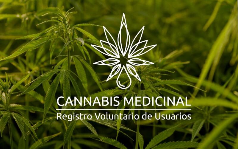 Registro voluntario de usuarios y cultivadores de Cannabis Medicinal